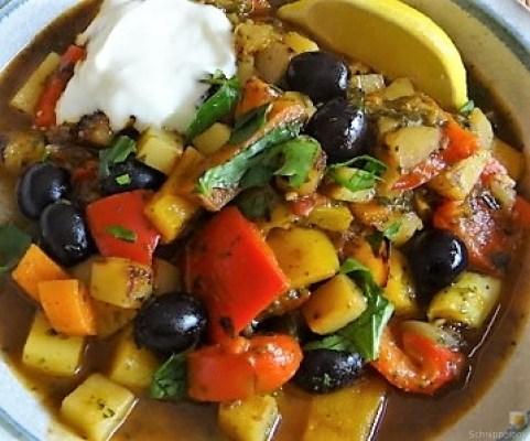Kartoffelgulasch mit Bärlauch (2)