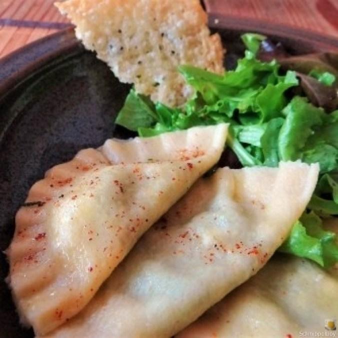 Ravioli mit Feta Spinat Füllung (13)