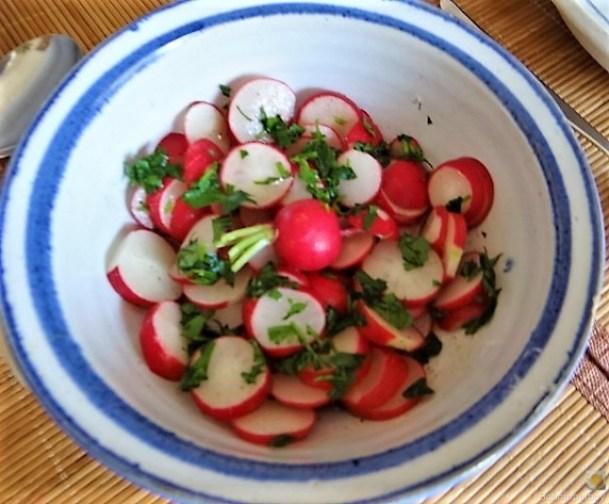 Gemüse mit Bärlauch Couscous (11)