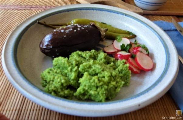 Gemüse mit Bärlauch Couscous (14)