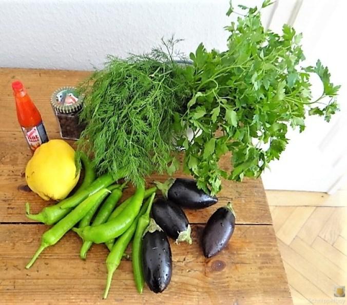Gemüse mit Bärlauch Couscous (6)