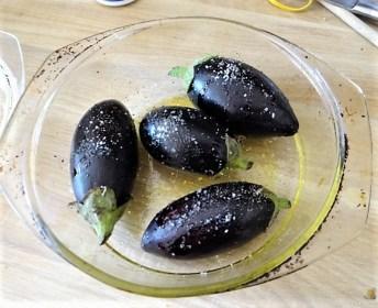Gemüse mit Bärlauch Couscous (8)