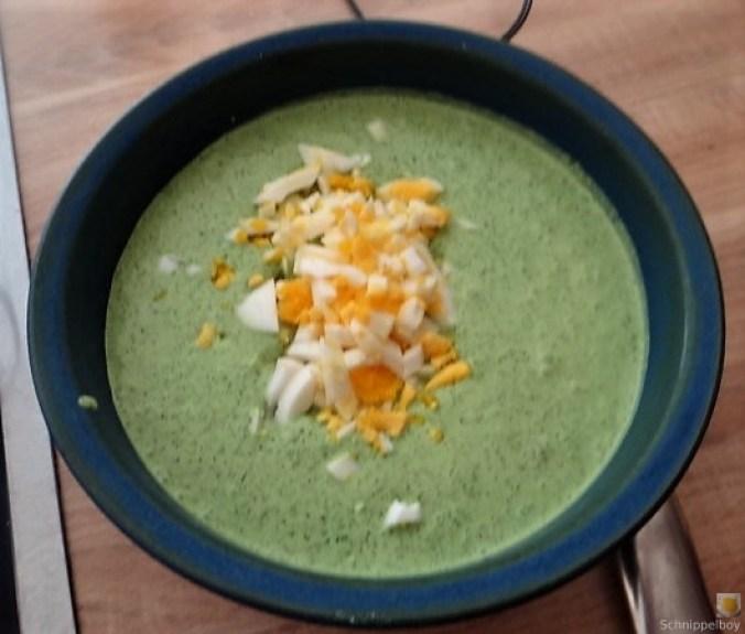 Grüne Sauce mit Wildkräutern (4)