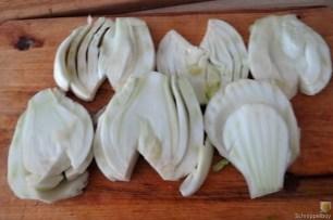 Pastinaken- Sellerie-Kartoffelstampf mit Bärlauch, (9)