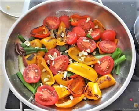 Gemüse-Nudel Pfanne (8)