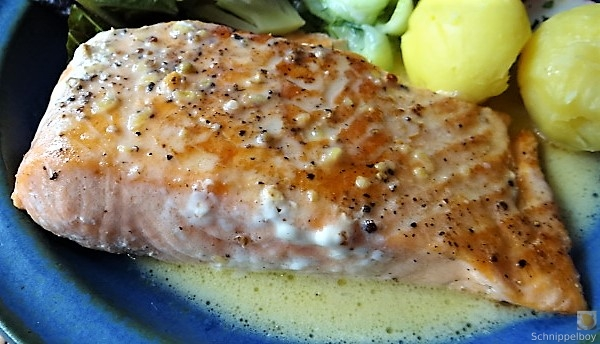 Lachs und Salate (28)