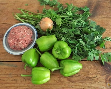Paprika,grün,gefüllt (11)