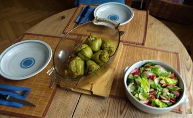 Paprika,grün,gefüllt (7)