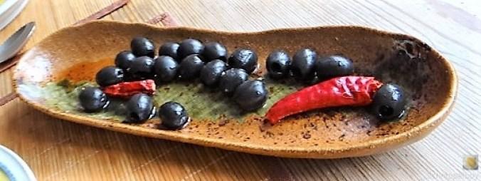 Buchweizen Pfannkuchen und Tomaten Ragout (19)