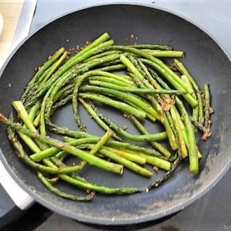 Glasnudeln, Gemüse und Putenfleisch (14)