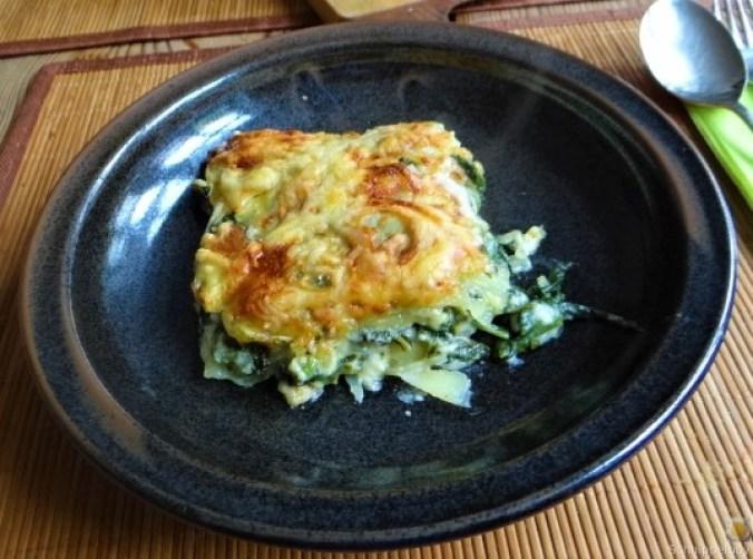 Kartoffel-Spinat Lasagne (20)