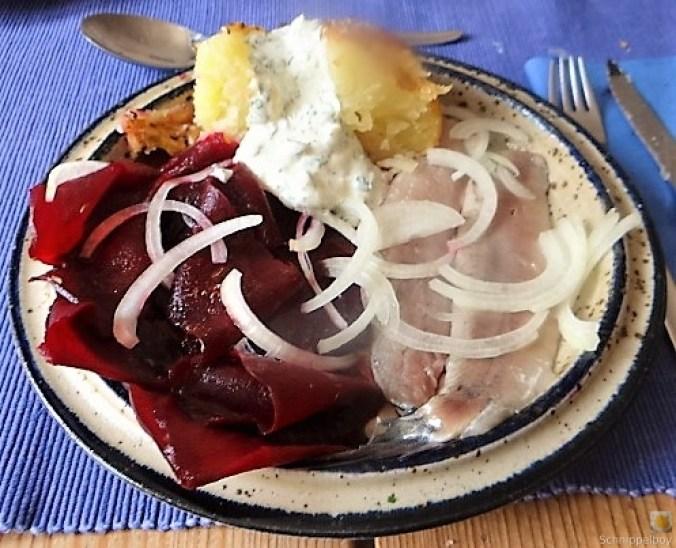 Matjes,Rote Beete,Dip, Kartoffel (17)