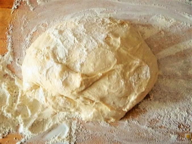 Baguette, Humus, Snack (1)