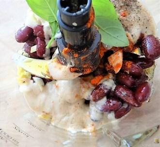 Baguette, Humus, Snack (7)