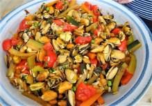 Gemüse,Reis,Muscheln (22)