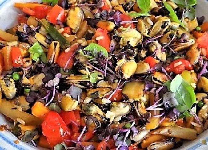 Gemüse,Reis,Muscheln (24)