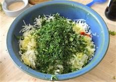 Ofenkartoffel mit Kohlrabi und Radieschensalat (17)