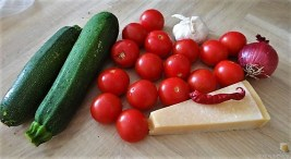 Zucchini-Kartoffel Zoodles mit Tomaten (11)