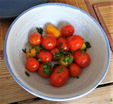 Béchamelkartoffeln und Tomaten (23)