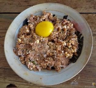Gefüllte Paprika mit Tomatensauce und Reis (10)