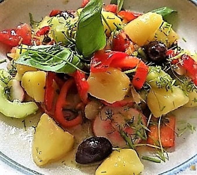 Mediterraner Kartoffelsalat (16)