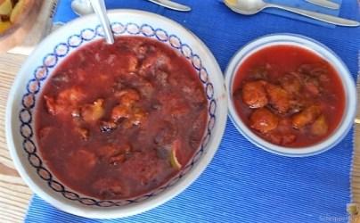 Spitzpaprika in Kokosmilch mit Minizucchini und Reisnudeln (22)