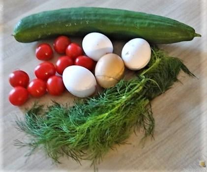 Kartoffelsalat mit Rührei (14)