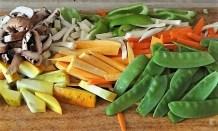 Gemüsepfanne und Ofenkartoffeln (10)
