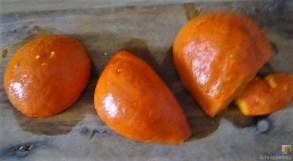 Pastinaken Puffer und Kürbis Hummus (11)