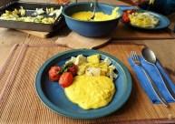 Safran-Polenta mit Fenchel-Orangen aus dem Ofen (27)
