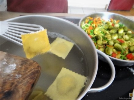 Gemüse, Lachs, Ravioli (19)