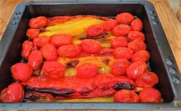 Spitzpaprika,Tomaten,Pappardelle (13)