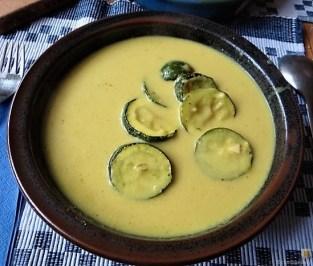 Zucchini in Zitronensauce mit Ricottanocken (23)