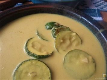 Zucchini in Zitronensauce mit Ricottanocken (24)