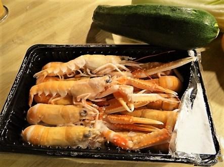 Gemüse, Meeresfrüchte, Nudeln (10)