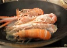 Gemüse, Meeresfrüchte, Nudeln (24)
