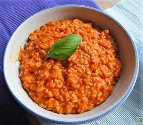 Tomatenrisotto mit Guacamole (12)