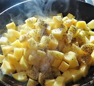 Mediterranes Gemüse mit Röstkartoffeln (14)