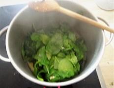 Bulgurklößchen mit Joghurt-Spinat (16)
