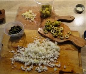 Linguine mit Oliven-Petersilien-Salsa (9)