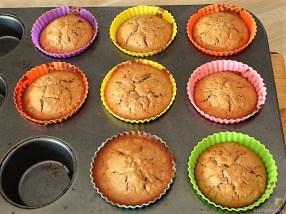 Apfel-Zimt Muffin (10)