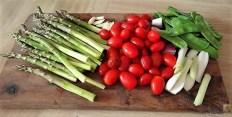Gemüse-Bandnudeln (9)