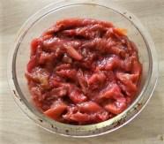 Sauerampfersuppe, Salat und Rhabarber Crumble (33)