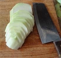 A Kohlrabi, Kartoffelstampf, Salsiccia Klößchen (9)