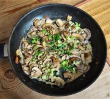 c Erbsen,Champignon,Garnelen und Ofenkartoffeln (15)