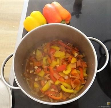 Amaranth mit Gemüse und Mangold-Joghurt (7)