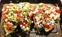 Gefüllte Auberginen mit Manti-Joghurt (7)