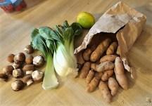 Maishähnchen mit Pak Choi (8)