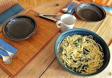 a Spaghetti-Spinat in Gorgonzolasauce (17)