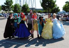 Princesses and people :P